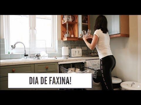 FAXINA EM LONDRES 2017 / CLEANER | THAIS NUNES