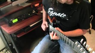 Fractal Audio Axe FX Ultra Sound Clips