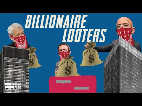 Who's Really Looting America? with Robert Reich