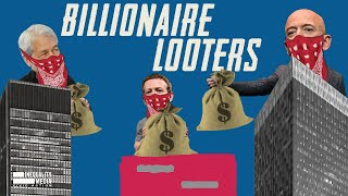 Who's Really Looting America? | Robert Reich