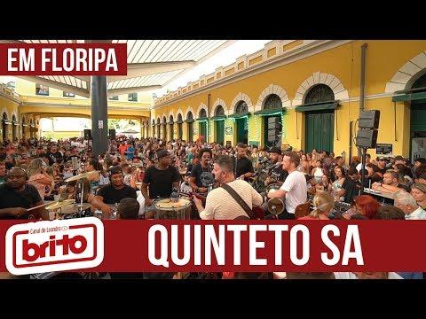 Pagode do QUINTETO S.A. em Floripa | COMPLETO