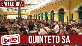 Baixar Pagode do QUINTETO S.A. em Floripa | COMPLETO