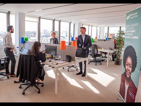 Recrutement de profils Experts & Cadres : Manpower inaugure une nouvelle agence spécialisée