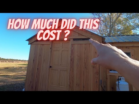 Post and Beam Bedroom Tour and Cost