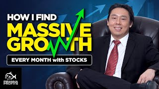How I Find Massive Growth Stocks Every Month
