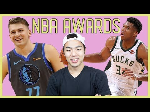 【NBA】今季のMVP、MIP、ROY などのアワードについて語る