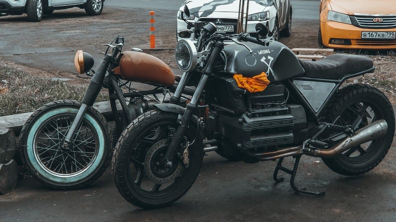 Эти мотоциклы простояли 2 года в ГАРАЖЕ!