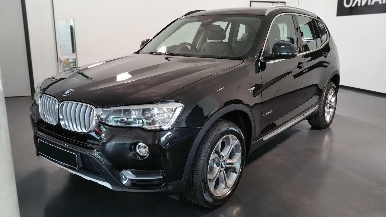 2015 bmw x3 xdrive20d xline interior exterior in depth youtube. Black Bedroom Furniture Sets. Home Design Ideas