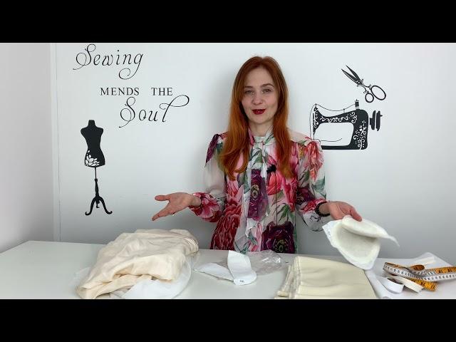 Įvadas į Gucci suknelės siuvimo kursą