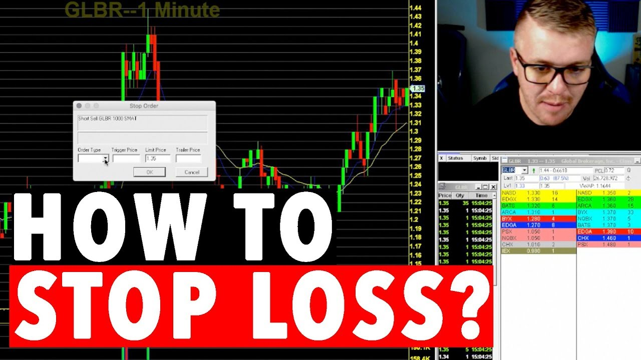 Stop Loss in Das Trader Pro!