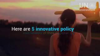 Rules of the Game: How Innovative Policies Can Spur Low Carbon Consumption
