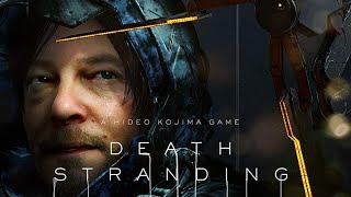 DEATH STRANDING Walkthrough Gameplay Part 1 - INTRO