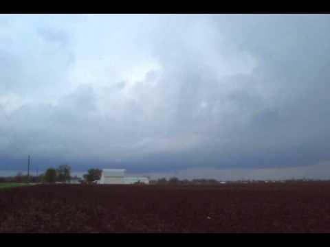 April 15, 2011 - Three Supercells in Sangamon County IL