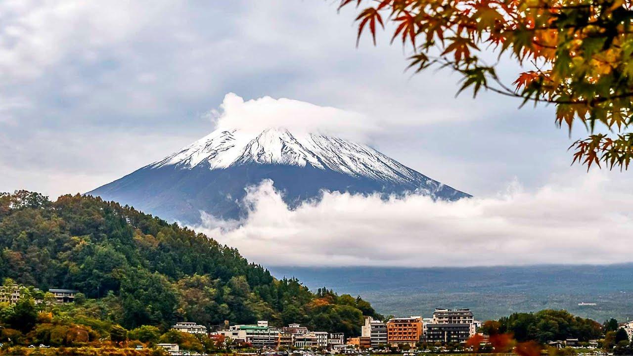 日本 東京富士山旅遊 2019 - YouTube