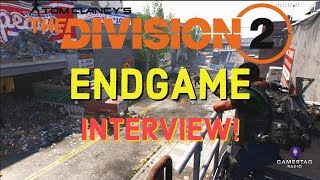 The Division 2 Live Content Manager On End Game