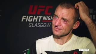 Neil Seery on UFC retirement: I