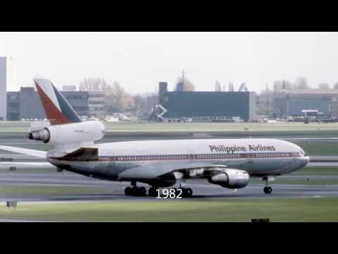 Retired Fleet History-Philippine Airlines DC-10-30