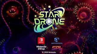 StarDrone Nintendo Switch Trailer