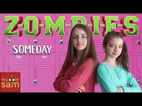 SOMEDAY Disney's ZOMBIES Milo Manheim, Meg Donnelly Cover 🎵 Sophia & Bella Mugglesam