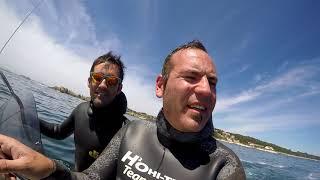 un catalan en galicia¡¡ H2O & SORIATEC TEAM
