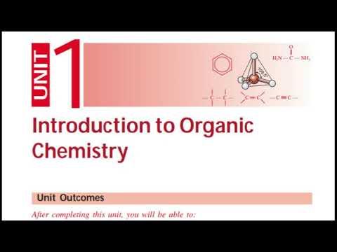 Ethiopian Grade-10 Chemistry Organic Chemistry Unit - 1 Part_1