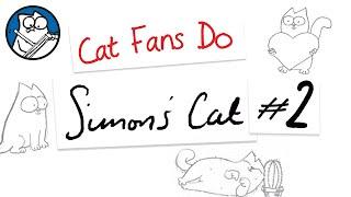 Cat Fans Do: Simon