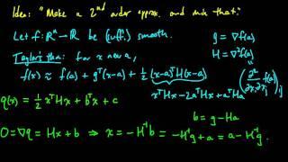 (ML 15.2) Newton