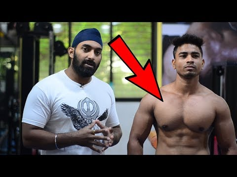 Best Upper Chest Workout   मस्त कटिंग के लिए   Fitness Fighters