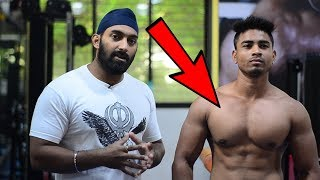 Best Upper Chest Workout | मस्त कटिंग के लिए | Fitness Fighters