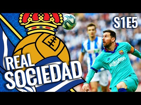 REAL MADRID & BARCELONA TIME! | REAL SOCIEDAD CAREER MODE S1E5