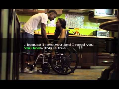 Christopher Martin Baby I Love You Official Lyrics Video