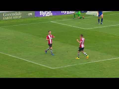 Exeter City 3-0 Crewe Alexandra: Sky Bet League Two Highlights 2017/18 Season