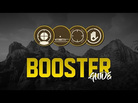 Uncharted 4 Multiplayer | Booster Guide [Bounty Hunter DLC Booster Review]