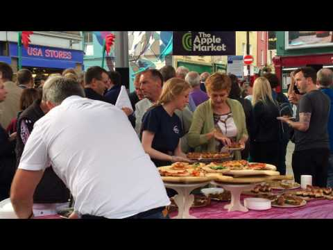 Applemarket Launch, Waterford, Ireland - 21/07/2017