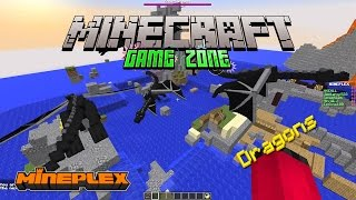 Minecraft - Game Zone - Mineplex - Dragons [2]