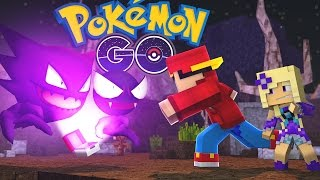 Video Minecraft Pokemon Go - NIGHT TIME ADVENTURE FOR SPOOKY POKEMON!! download MP3, 3GP, MP4, WEBM, AVI, FLV Juli 2018