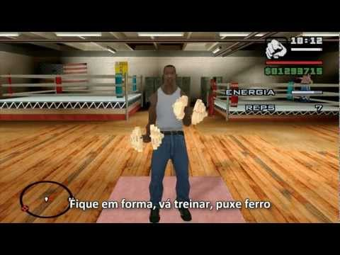 Rap do GTA San Andreas - CJ cantando [Legendado]