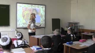 Урок литературы, Вострецова_М.П., 2012