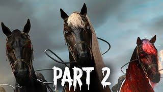 red dead redemption undead nightmare gameplay