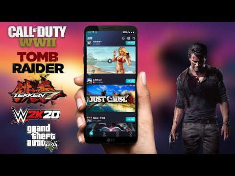Finally!! Play PC Games On Android Without Any Key || PC Emulator For Android