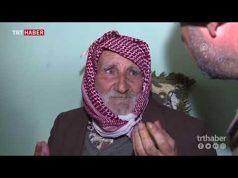 YPG/PKK'nın ellerini bağlayıp etrafına mayın döşediği siviller böyle kurtarıldı.