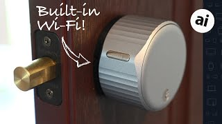 The NEW August! See Why It's Our Favorite Wi Fi HomeKit Smart Lock!