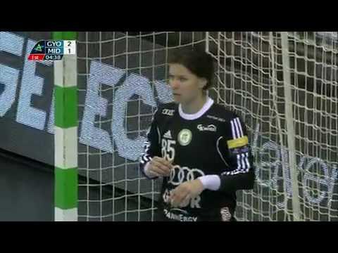 Győri Audi ETO KC Vs FC Midtjylland,2016.10.15