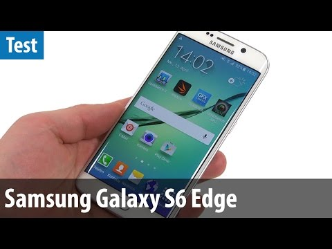 Samsung Galaxy S6 Edge im PC-WELT-Test | deutsch / german