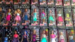 My Collection Barbie Fashionistas 2014-2015