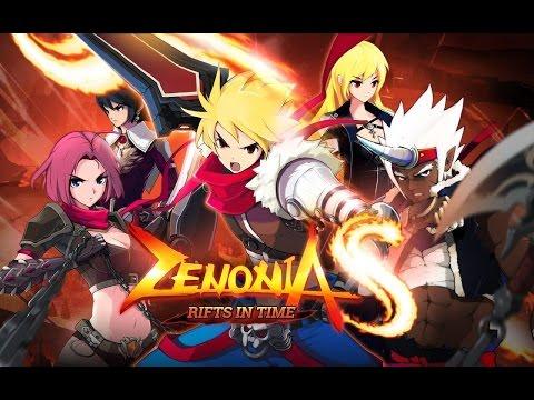 Zenonia S Trailer And Classes