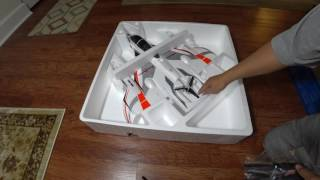 surprising me with convergence vtol unboxing
