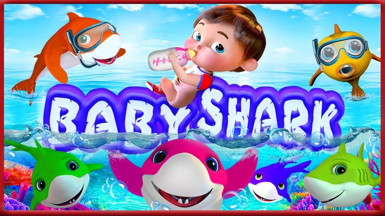 Baby Shark | +More Nursery Rhymes & Kids Songs - Banana ...