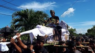 Upacara Ngaben Kak Gek Mas (I Wayan Alus) - Br. Delod Pempatan, Tangeb, Abianbase