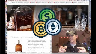 Will Bitcoin Go Back UP? BTC HITS 10,000 + Again & A Woodford Reserve Toast